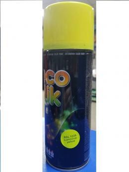 Deco Blik RAL 1026 краска Люминесц.желт 450мл