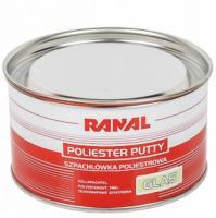 Шпатлевка Ranal  GLASS 1.7 kg. (с стекловолокном)