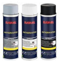 Антигравий RANAL 500 ml. Spray черный