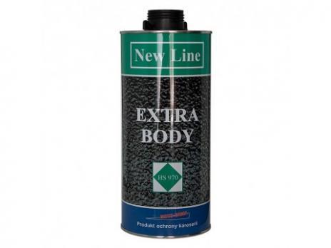 Антигравий Extra Body черный 1,8кг