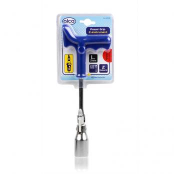 Ключ для свечей зажигания 21 мм силовая ручка  ALCA GERMANY