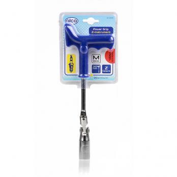 Ключ для свечей зажигания 16 мм силовая ручка ALCA GERMANY