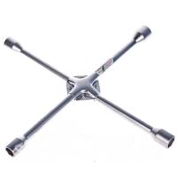 HANS. Ключ балонный крест усиленный, 17,19,21,22 мм. (1474H-16)