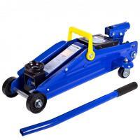 Домкрат гидравл. подк.  2 т чемод. min 128мм - max 300мм (TA82008S) 7 кг