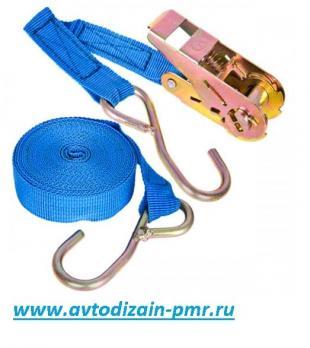 Ремень стяжной 1Т. ST-214- 5 25мм х 5м (ST 214-5)