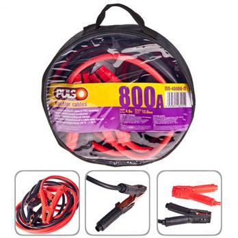 Провода пусковые PULSO 800А 4,0м в чехле