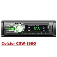 Бездисковый MP3/SD/USB/FM проигрыватель  Celsior CSW-198G