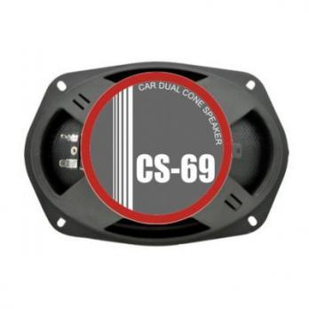 Celsior CS-69 однополосные коаксиальные динамики.овалы. Серия