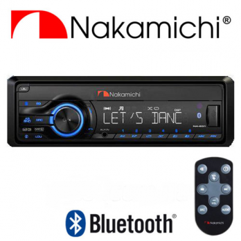 Магнитола Бездисковый MP3/SD/USB/FM проигрыватель  NA851 съёмная панель