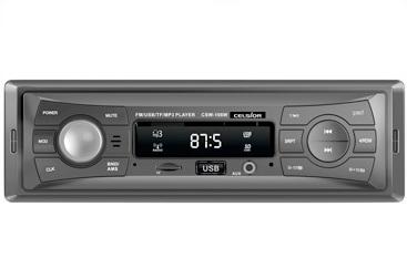 Бездисковый MP3/SD/USB/FM проигрыватель  Celsior CSW-180W