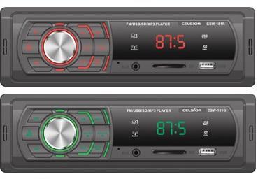 Бездисковый MP3/SD/USB/FM проигрыватель  Celsior CSW-182Y