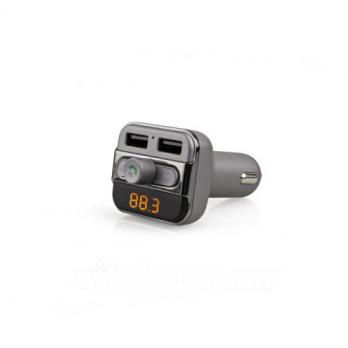 FM-трансмиттер Grand-X 95GRX HSP, Bluetooth V2.1, 2 USB 3.4A