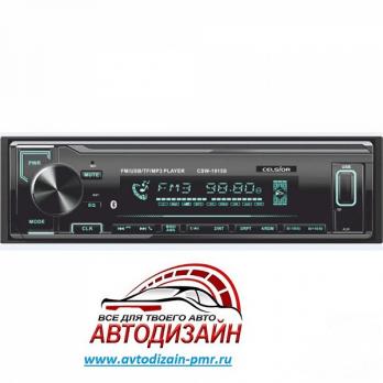 Бездисковый MP3/SD/USB/FM проигрыватель  Celsior CSW-1915S Bluetooth