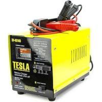 Пуско-зарядное устр-во TESLA ЗУ-40140 6-12V/15A/Start-100A/20-200AHR/стрел.индик