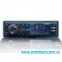 Бездисковый MP3/SD/USB/FM проигрыватель  Celsior CSW-2004R Bluetooth/APP