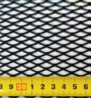 Сетка  CarmoS 100*30см black №4 без упаковки