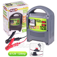 Зарядное АКБ PULSO BC 15160 12V 12AM стрелочн индикатор