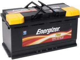 акб ENERGIZER PLUS 95 Ah 800А (- +) L5  код 542925
