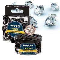 Ароматизатор AREON KEN Black Crystal
