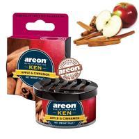 Ароматизатор AREON KEN Apple & Cinnamon
