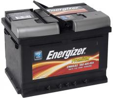 АКБ ENERGIZER 60A 540A