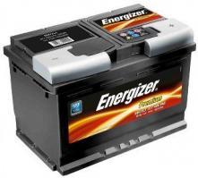 АКБ ENERGIZER 77А premium 780A