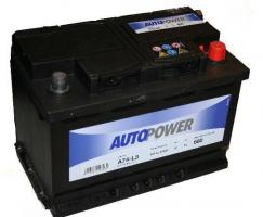 АКБ AUTOPOWER-74A 680A