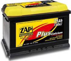 АКБ ZAP 75A 720A