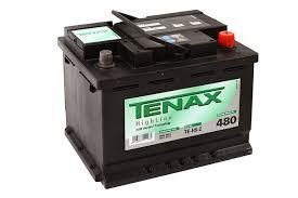 АКБ Tenax 56 Ah 480A(-+) Premium