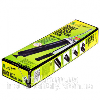 Alloid. Шприц для смазки 1007/6000psi/500мл. (ШС-1007)