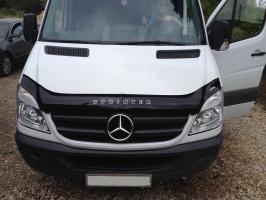 Mercedes-Benz Sprinter с 2006 г.в. Дефлектор капота.