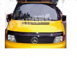 Mercedes-Benz Vito с 1996-2003 Дефлектор капота.
