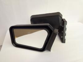 Зеркала Боковые квадратные на зажимах деш ВАЗ-01-07 не складные