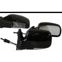 Зеркало боковое ЗБ 3107П/LADA 04,05,07/BLACK/LED черн/пов