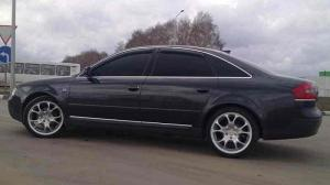 Audi A6 Sd (4B/C5) 1997-2004 ветровики.