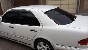 Mercedes Benz E-klasse Sd (W210) 1995-2002 ветровики.