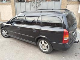 Opel Astra G Wagon 1998-2005 ветровики.