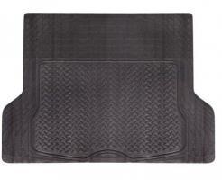 Коврик багажника. PVC КУ-16126 BK черн. 140х112