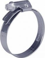 Хомут металлический NORMA 35-50 мм