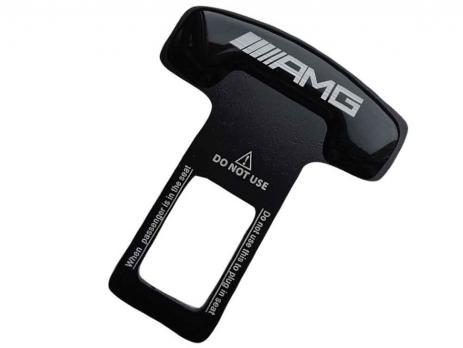 Заглушка для ремня Безопасности AMG алюминий
