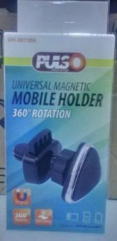 Держатель мобильного телефона PULSO UH-2073BK магнитный на дефлектор