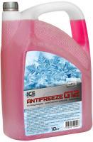 Антифриз G12 -40 Ice Cruizer (10кг) Красный