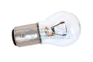 Tesla B52101 Лампа P21W 12V 21W BA15S