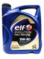 Масло ELF Full-Tech FE 5W30 5л допуск C-4 сажев фильтр