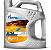 Масло Газпромнефть 15W40 5 л.Gazpromneft Standart