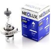 475 Neolux H4 24V 75/70W P43T blist