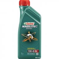 Масло Castrol 10W-40 B4 Diesel Magnatec 1л