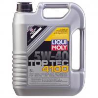 Масло Liqui Moly 5W-40 Top Tec 4100 5л