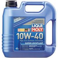 Масло Liqui Moly 10W-40 Super 4л (2196)
