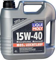 Масло Liqui Moly 15W-40 MoS2 4л (2631)